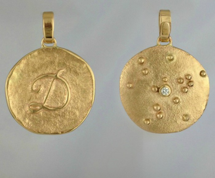 Two Sided Pendant