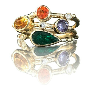 Family Stacking Rings