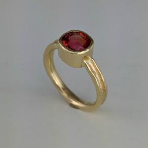 Red Zena Ring