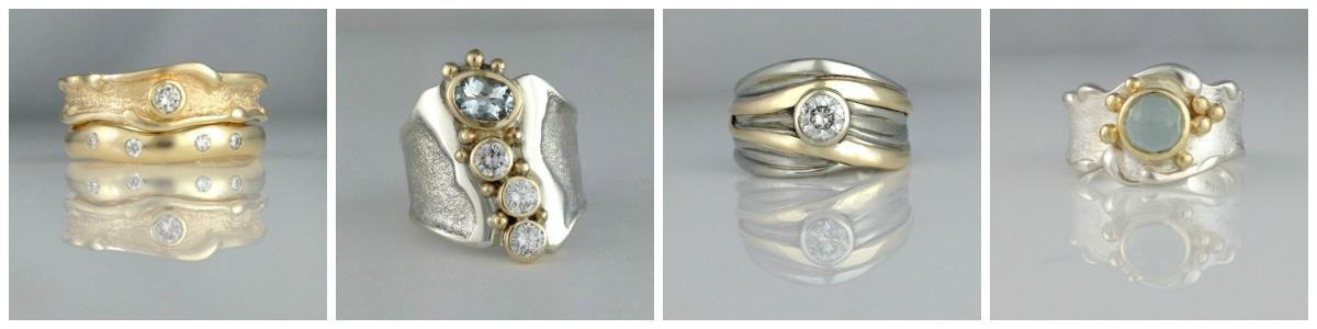 Ocean inspired jewellery