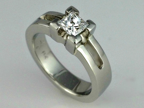 Be There Engagement Ring
