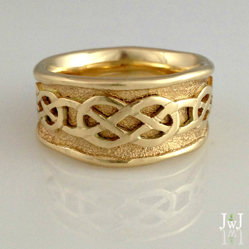 Celtic Overlay Ring