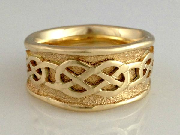 Celtic Overlay Ring