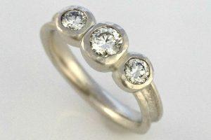 Zena Trinity Engagement Ring