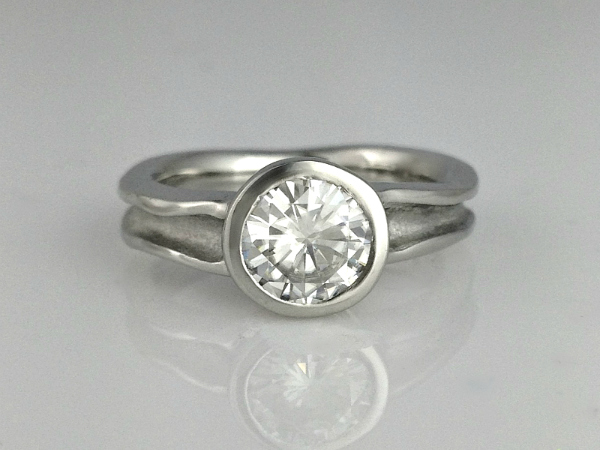 Zena Medium Engagement Ring