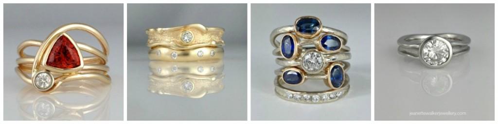Custom Designed Rings