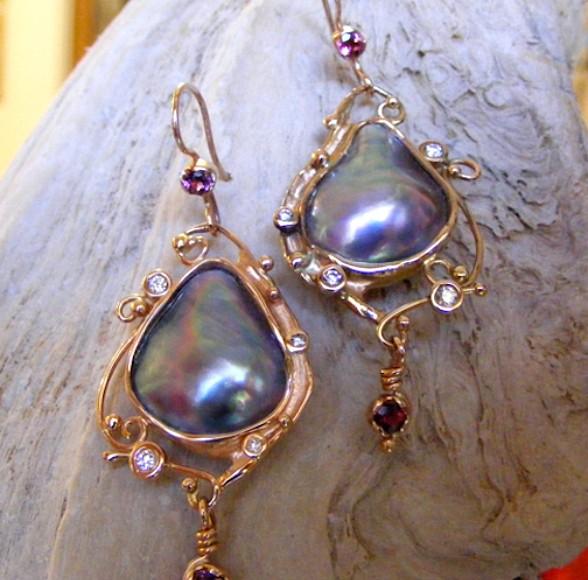 Elfin Earrings