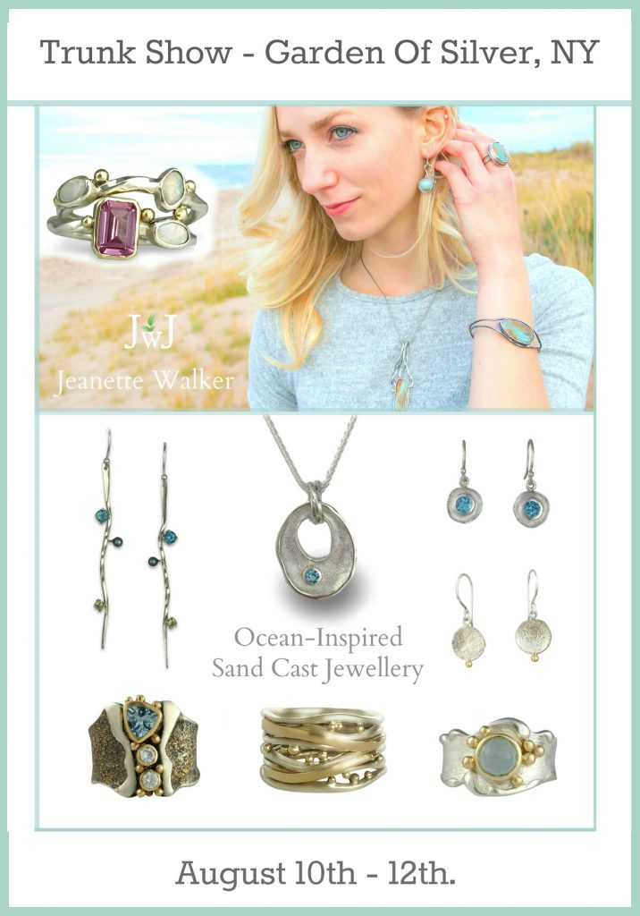 Jeanette Walker Jewellery Trunk Show