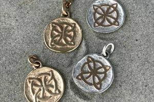 Celtic Family Heirloom Pendants
