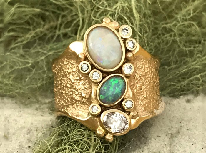 The Opal EmPOWER Ring