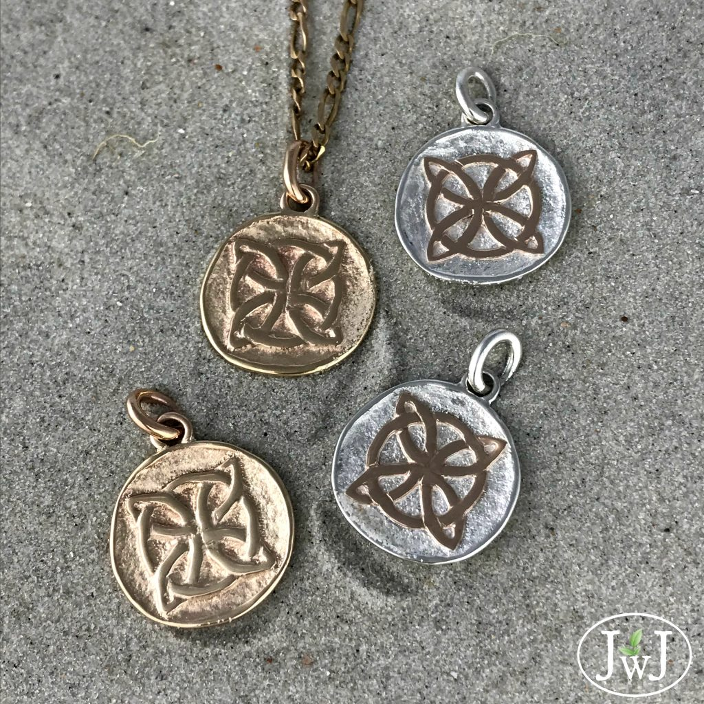 Celtic Family Heirloom Pendants