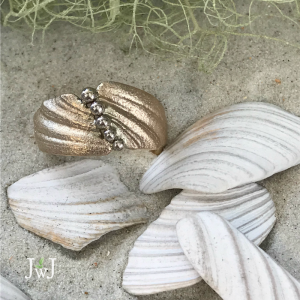 Beach Shell Ring
