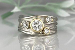 Kristin Journey Ring