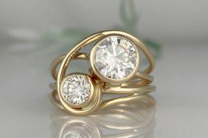 Pamela's Horizon Ring